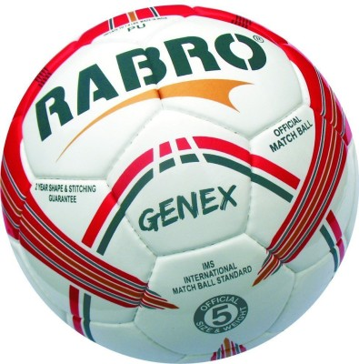 Rabro ELITEX-2 Football -   Size: 5,  Diameter: 24 cm