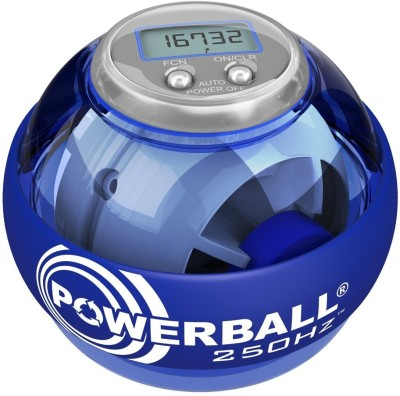 Nsd Powerball Power ball 250Hz blue with counter Gym Ball