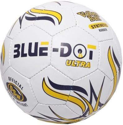 Blue Dot Ultra Volleyball -   Size: 4,  Diameter: 21 cm