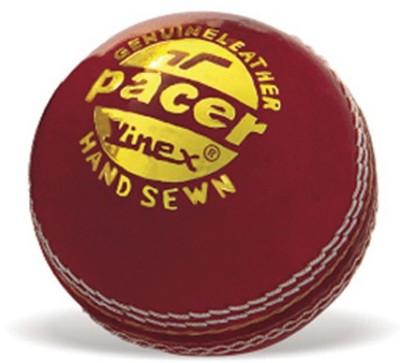 Vinex Pacer Cricket Ball -   Size: 5,  Diameter: 22.4 cm