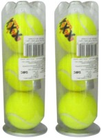 Head XXX Tennis Balls Tennis Ball -   Size: 7(Pack of 12, Yellow)