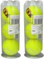 Head XXX Tennis Balls Tennis Ball -   Size: 7(Pack of 12, Yellow)