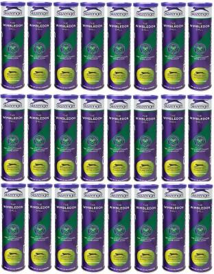 Slazenger Wimbledon Carton Tennis Ball -   Size: 5,  Diameter: 2.5 cm