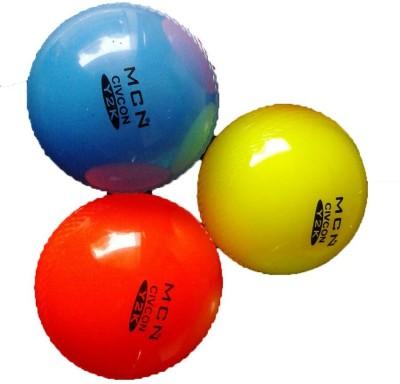 arnav SPEED HI QUALITY SOFT WIND Cricket Ball - Size- 5, Diameter- 2.5 cm(Pack of 6, Multicolor)