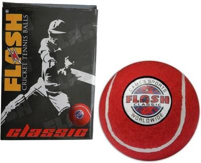flash classic (pack of 6) Tennis Ball -   Size: standard,  Diameter: 7 cm