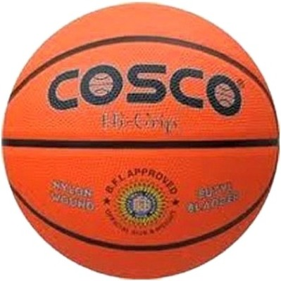 Cosco Hi-Grip Basketball - Size- 5