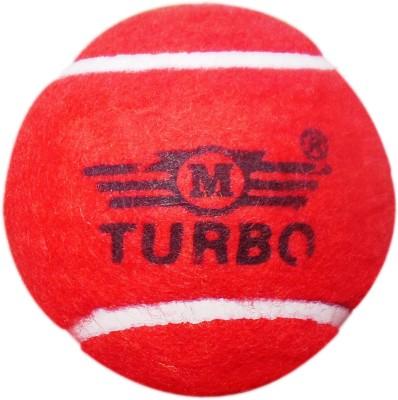 TURBO HEAVY WEIGHT Tennis Ball - Size- 2, Diameter- 2.5 cm