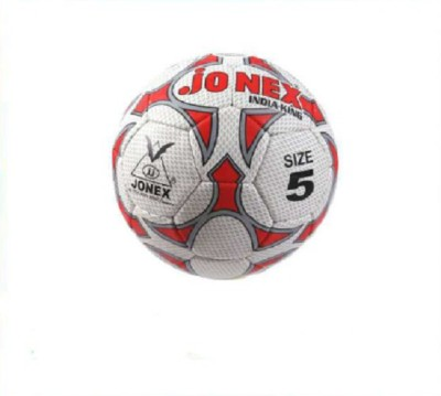 JJ Jonex FAMOUS INDIA KING Football -   Size: 5,  Diameter: 22 cm