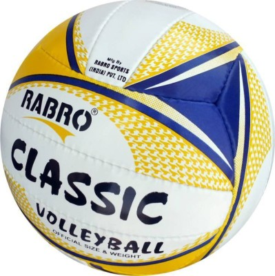 Rabro Classic Volleyball -   Size: 4,  Diameter: 20.5 cm