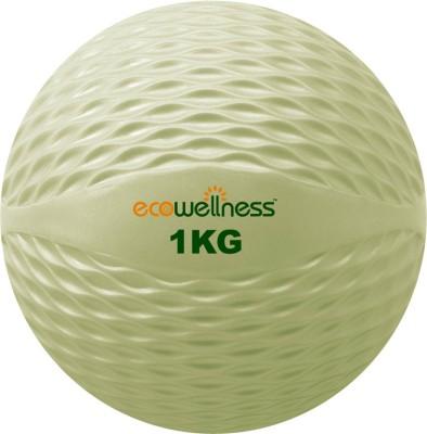 Ecowellness Toning Medicine Ball -   Diameter: 10 cm