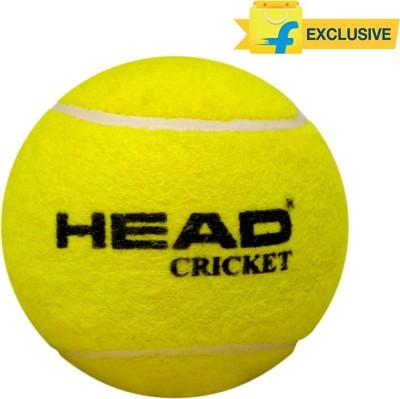 Head Soft Cricket Ball -   Size: 3,  Diameter: 6.5 cm