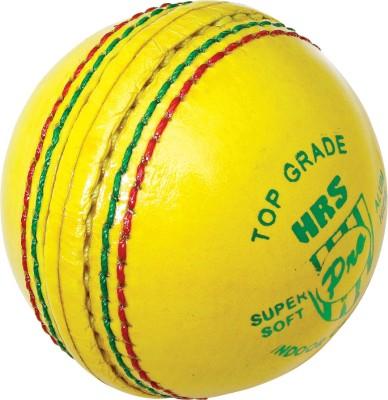 HRS Pro Cricket Ball -   Size: Full,  Diameter: 7 cm