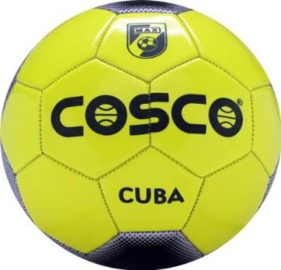 Cosco Cuba Football -   Size: 5,  Diameter: 2.5 cm