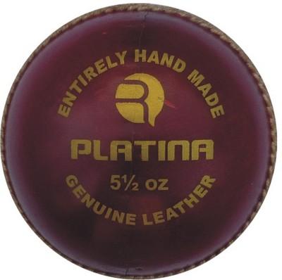 Rmax Platina Cricket Ball -   Size: M,  Diameter: 5 cm