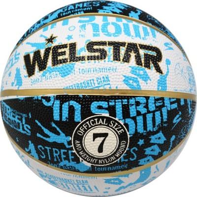 WELSTAR NBA All-Star 2016 Basketball -   Size: 7,  Diameter: 24.2 cm