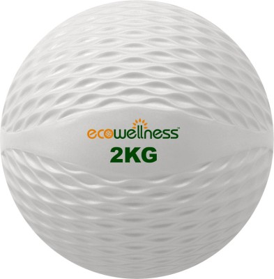 Ecowellness Toning Medicine Ball -   Diameter: 12 cm