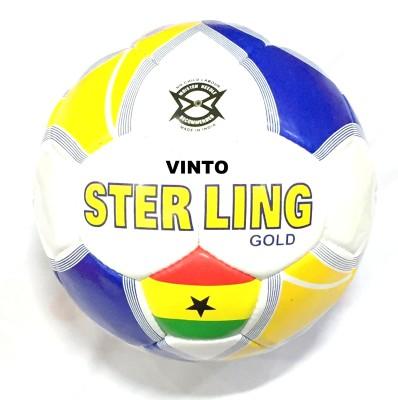 Vinto GOLD Football -   Size: 5,  Diameter: 22 cm