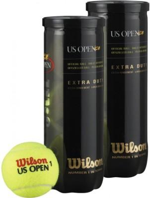 Wilson US Open Tennis Ball -   Size: 1,  Diameter: 2.5 cm