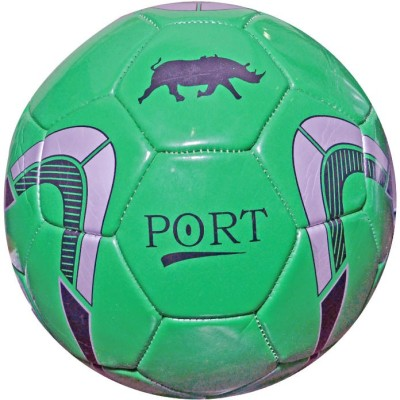Port Worldcup-Grn Football -   Size: 5,  Diameter: 22 cm