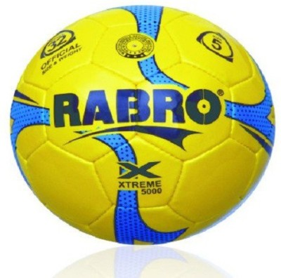 Rabro X-TREAM5000 Football -   Size: 5,  Diameter: 24 cm