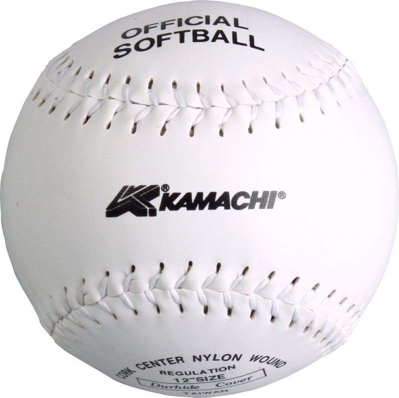 Kamachi Soft Base Ball Baseball -   Size: 12,  Diameter: 12 cm(Pack of 1, White)
