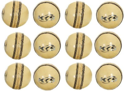 KKS Crown Cricket Ball - Size- 5, Diameter- 2.5 cm