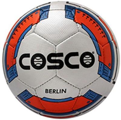 Cosco Berlin Football - Size: 5, Diameter: 69 cm(Pack of 1, Multicolor)