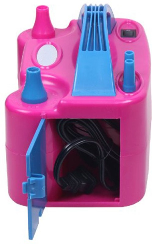 Sky Line Electric Air Pump Refillable Balloon Helium Tank(1 l)