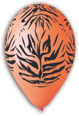 Bubbly Printed Tiger Stripes Balloon