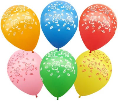 Ziggle Printed Rosprin Balloon