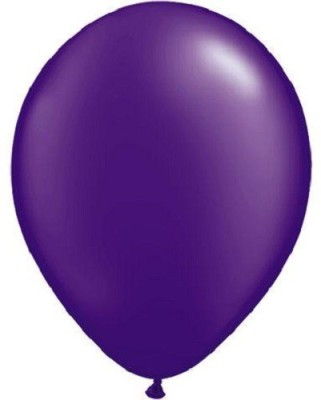 Kosh Solid Purple Balloon