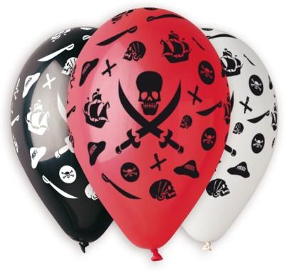 Bubbly Printed Pirates Balloon