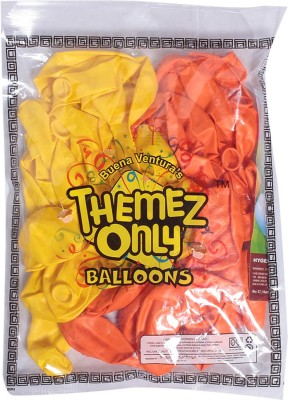 Themez Only Solid 8906049291510 Balloon
