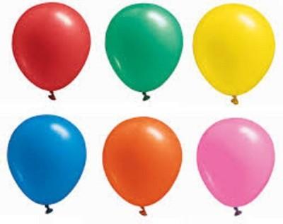Popta Solid 1234 Balloon