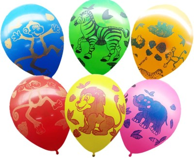 Ziggle Printed ANI25 Balloon