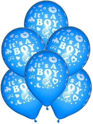 Satyam Kraft Printed Itsaboyballoon20 Balloon