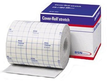 BSN Medical Cover-Roll Stretch Nonwoven Compression Bandage Bandage Protector(Long Arm, Medium Arm)