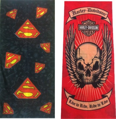 At Ur Door Men's Printed Bandana