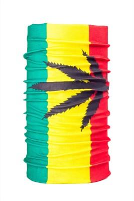 Noise Headwrap Noise 13 in 1 Marijuana Leaf Men's Printed Bandana