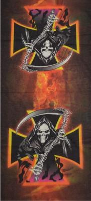 Kraasa Men,s Graphic Print Bandana