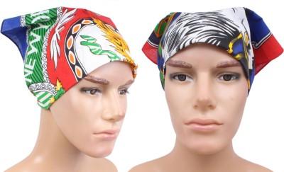 Sushito Women's Self Design Bandana