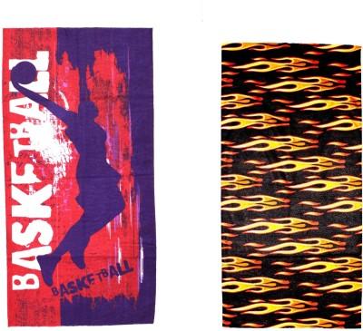 99DailyDeals Men,s, Women's Polka Print Bandana