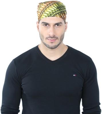 Alphaman Makeover for Man, Keepin, It Real Men,s Striped Bandana