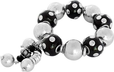 Foppish Mart Ceramic Beads Enamel Bracelet
