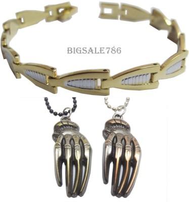 BIGSALE786 Alloy Yellow Gold Bracelet