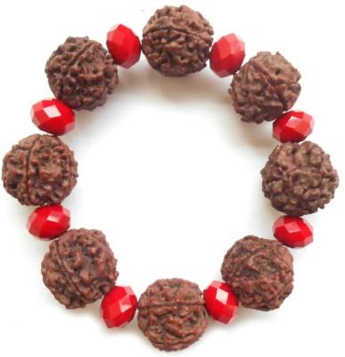 Herbal Jewellery Crystal, Wood Bracelet