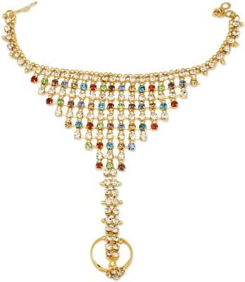 Fashionography Alloy Ring Bracelet
