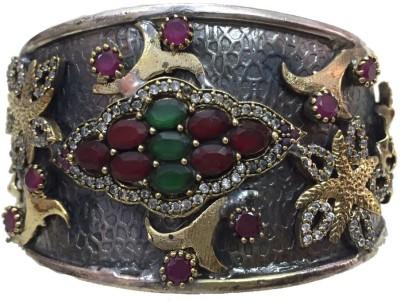 Kalp Brass Bracelet