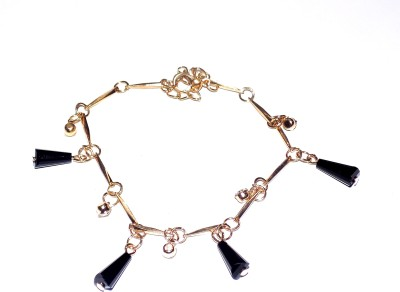 Jewels Kafe Alloy Yellow Gold Bracelet