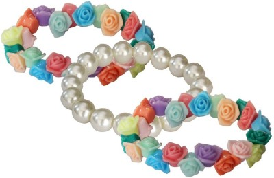 Beingwomen Mother of Pearl Bracelet Set